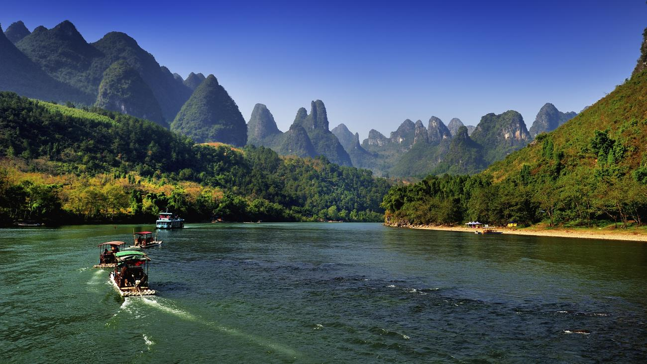 Guilin-lijiang Cruise-yangshuo 3 Days Tour (tour No. Ast-gl-08)