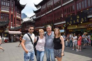 Our Guests at Yu Garden Old Street